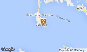 Mappa Quiberon Appartamento 74806