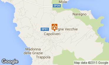 Mappa Capoliveri Appartamento 74194