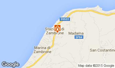 Mappa Zambrone Appartamento 72075