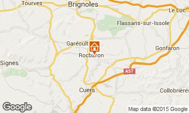 Mappa Hy�res Casa 85836