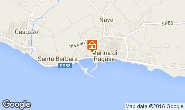 Mappa Marina di Ragusa Appartamento 103248