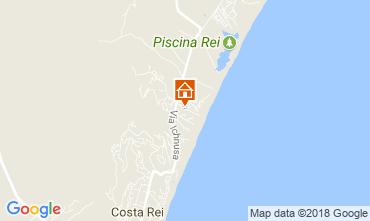 Mappa Costa Rei Appartamento 114986
