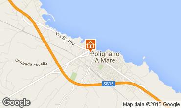 Mappa Polignano a Mare Appartamento 61861