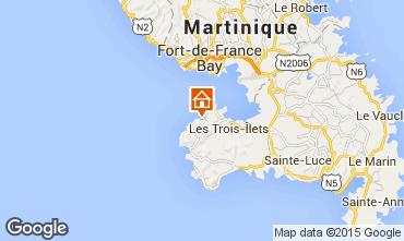 Mappa Trois Ilets Appartamento 75673