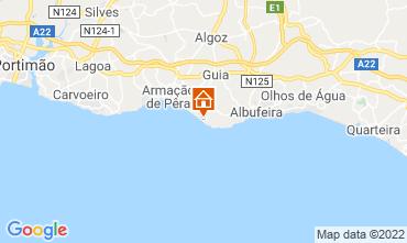 Mappa Albufeira Appartamento 112861