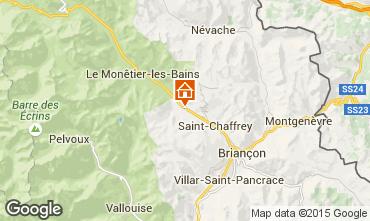 Mappa Serre Chevalier Chalet 2917