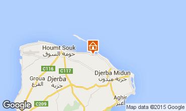 Mappa Djerba Villa  9885