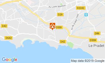 Mappa Tolone Monolocale 118866