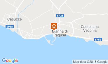 Mappa Marina di Ragusa Appartamento 93991