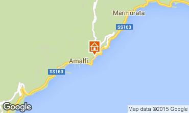 Mappa Amalfi Casa 24852