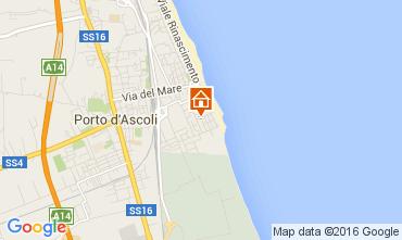 Mappa San Benedetto del Tronto Appartamento 79034