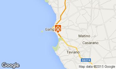 Mappa Gallipoli Appartamento 72583