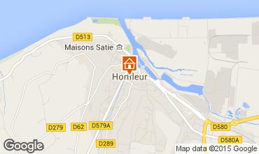 Mappa Honfleur Appartamento 98058