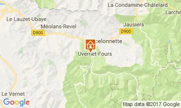 Mappa Pra Loup Monolocale 74321
