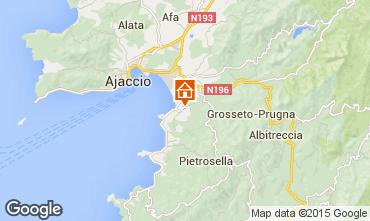 Mappa Porticcio Casa 67722