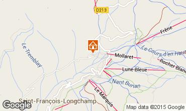 Mappa Saint François Longchamp Appartamento 68919