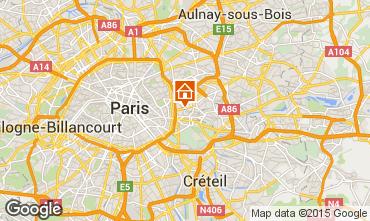 Mappa PARIGI Casa 16180