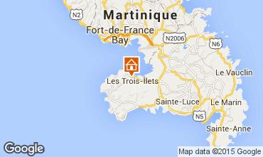 Mappa Trois Ilets Villa  91186