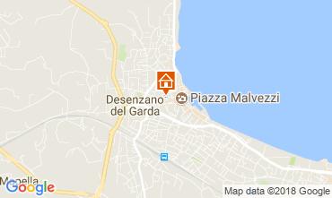 Mappa Desenzano del Garda Appartamento 115282