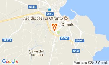 Mappa Otranto Casa 113428
