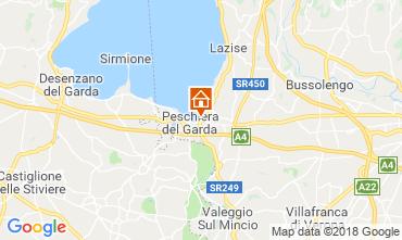 Mappa Peschiera del Garda Appartamento 116716