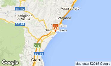 Mappa Giardini Naxos Appartamento 54384