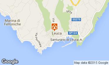 Mappa Santa Maria di Leuca Appartamento 84118