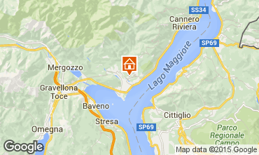 Mappa Verbania Appartamento 91965