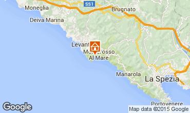 Mappa Monterosso al Mare Monolocale 61490