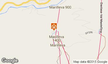 Mappa Marilleva Monolocale 64404