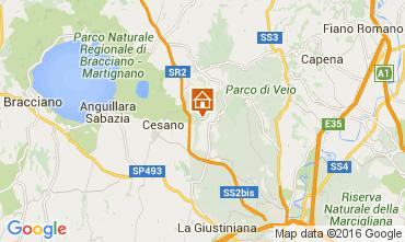 Mappa Roma Villa  91665