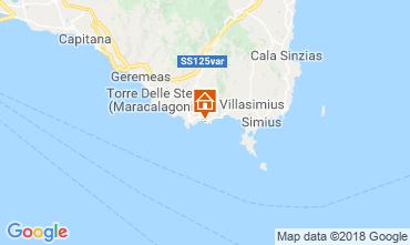 affitto case vacanza sul mare villasimius