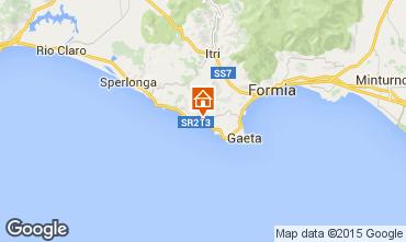 Mappa Gaeta Monolocale 79110