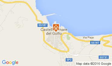 Mappa Castellammare del Golfo Appartamento 104004