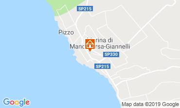 Mappa Gallipoli Appartamento 115828