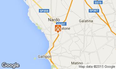 Mappa Gallipoli Appartamento 79039