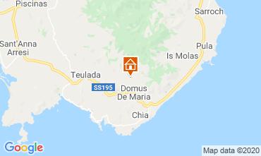 Mappa Domus de Maria Appartamento 108726