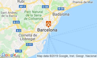 Mappa Barcellona Appartamento 118351