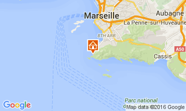 Mappa Marsiglia Appartamento 104224