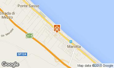 Mappa Marotta Appartamento 76102