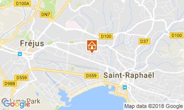 Mappa Fréjus Appartamento 113779