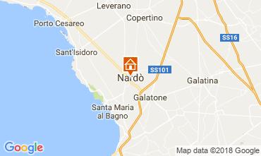 Mappa Nardò Villa  114432