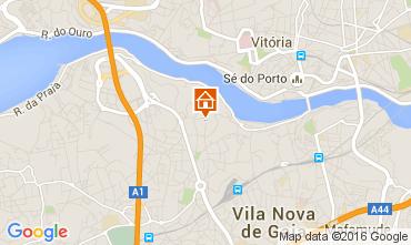 Mappa Vila Nova de Gaia Appartamento 103672