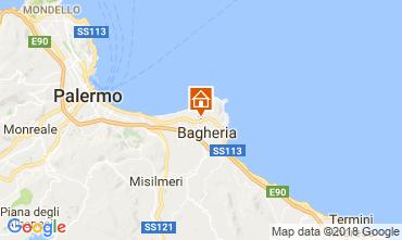 Mappa Palermo Appartamento 112858