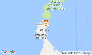Mappa Stintino Appartamento 114291