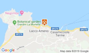 Mappa Lacco Ameno Appartamento 119021