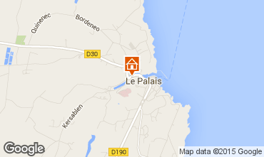 Mappa Le Palais Casa 7310