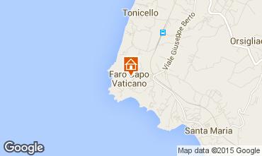 Mappa Capo Vaticano Appartamento 93370