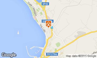 Mappa Alghero Appartamento 79617