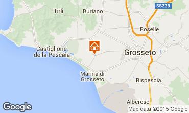 Mappa Grosseto Agriturismo 72193